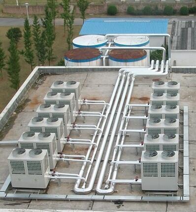 空气能热水器厂家知道,突破困难可以谋求发展