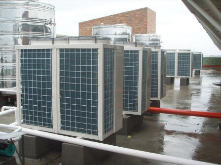 热泵竞争厂家有不少,但每一个用户所需不相同