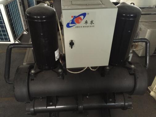 冷水机的生产需要哪些方面的实力?
